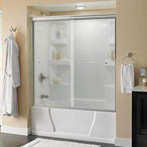 Delta Shower Semi- Frameless Doors