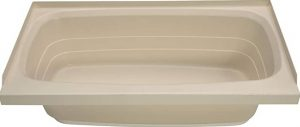 Lippert 209392 RV Bath Tub