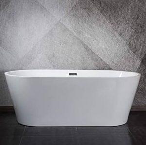 VEBA 55 inch Freestanding Bathtub