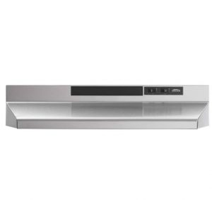 Broan-NuTone F403004 Insert with Light, Exhaust Fan for Under Cabinet