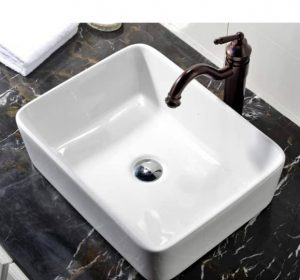 Vccucine Above counter bathroom sink
