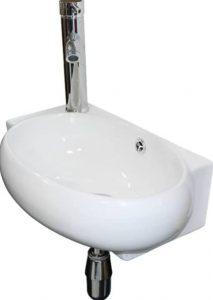 Walcut wall mount bathroom sink