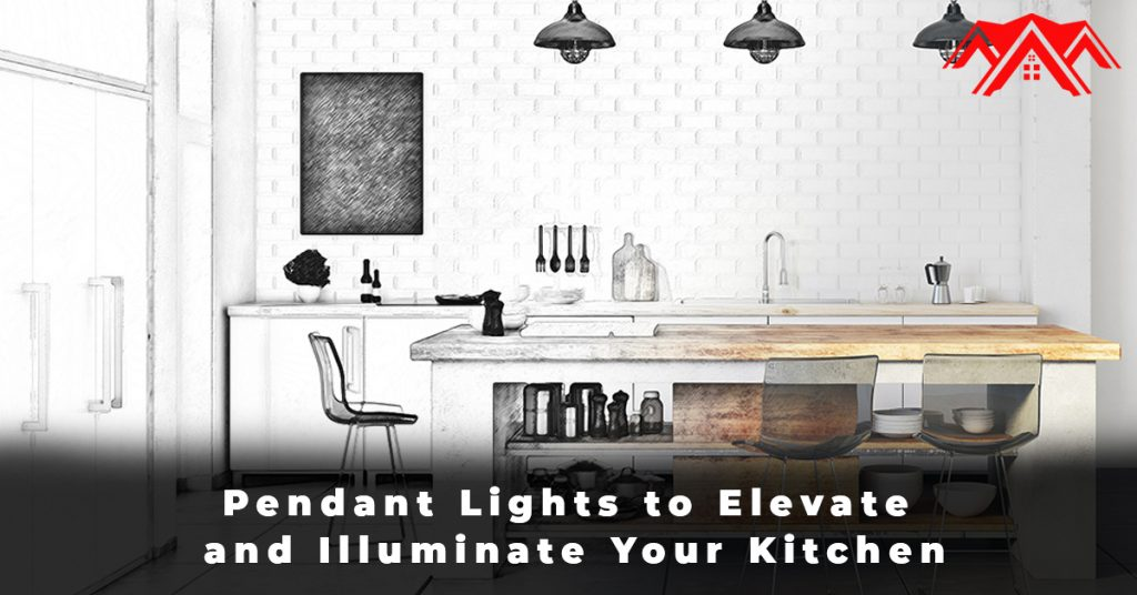 Pendant Lights to Elevate and Illuminate Your Kitchen