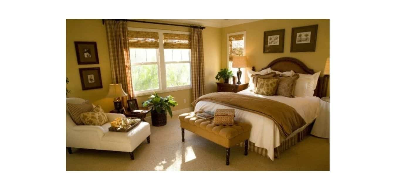 Improving Bedroom by Adding A Seating Area