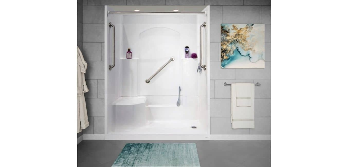 Maintenance Of One Piece Shower Stall