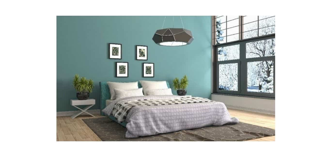Make Your Bedroom Attractive By Using a Color Scheme