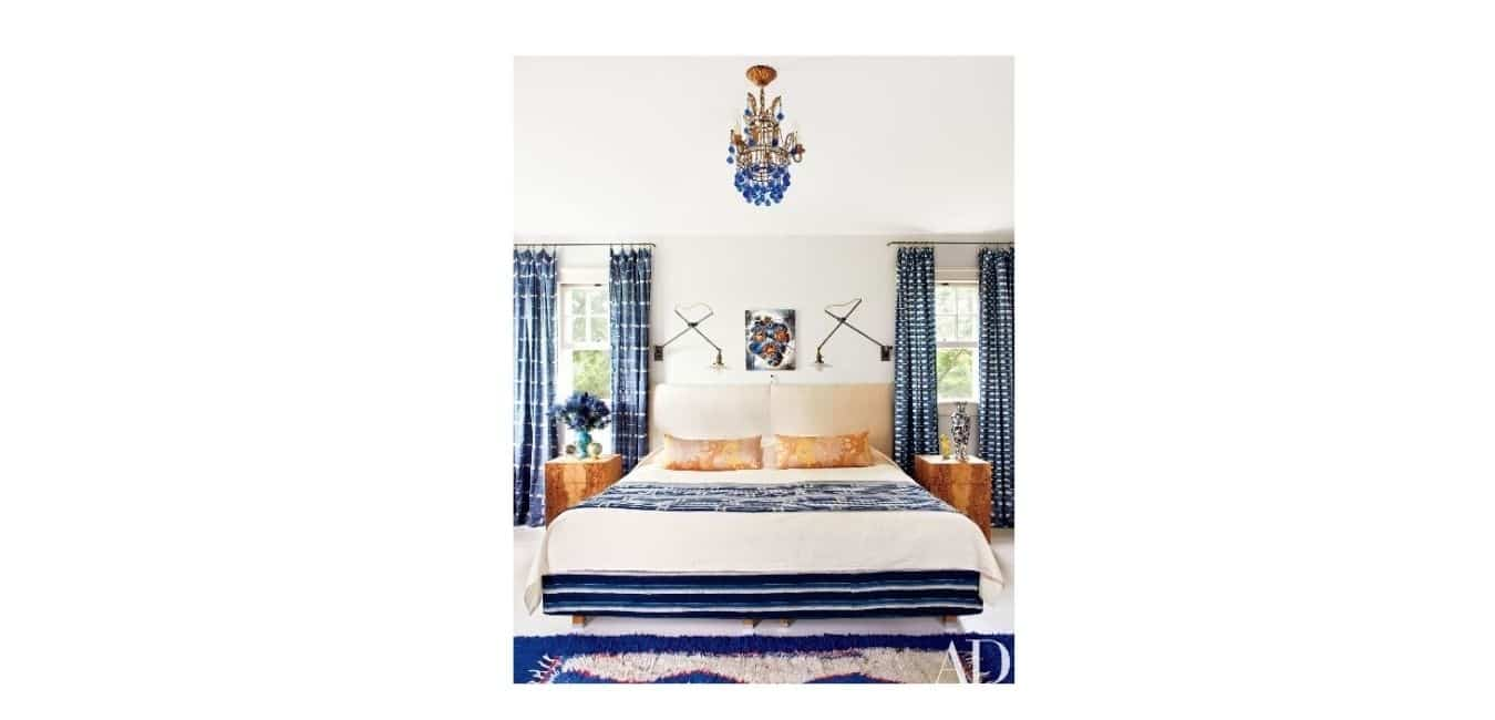 Try Blue and White