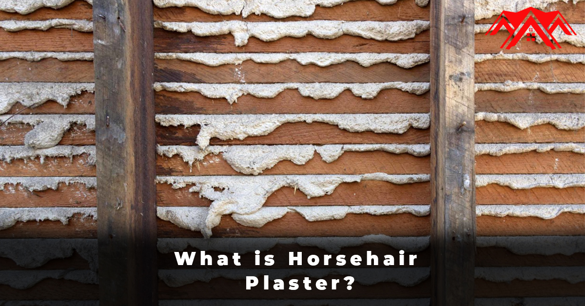 What is Horsehair Plaster