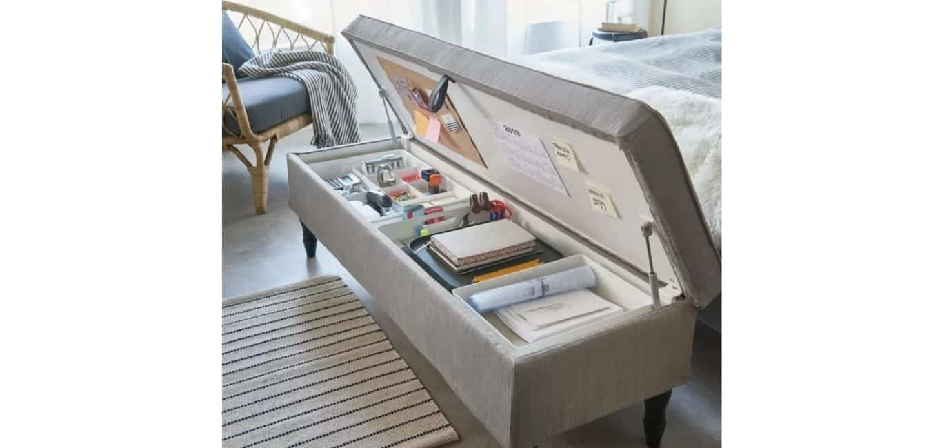 Get Creative With Your Home Office Storage