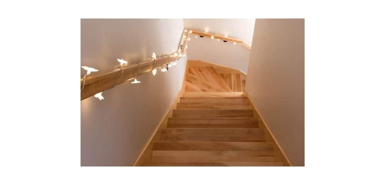 Illuminated Railings