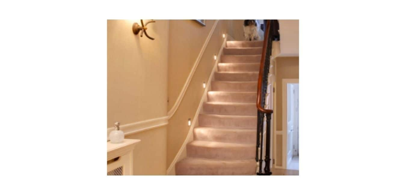 Stairway Walls Lighting
